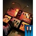 Lampara Led Pedalera con Clip incluye baterias