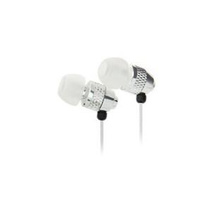 Audifono In Ear con microfono Cliptec Plateado